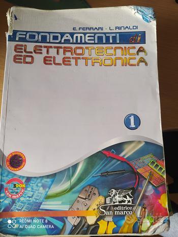 Libri di scuola elettrica engim mirano