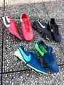 Scarpe calcio Nike originali varie misure