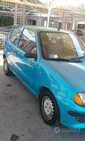 FIAT Seicento - cilindrata 900 Benzina - 2000