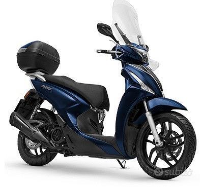Kymco People S 125 ABS - blu