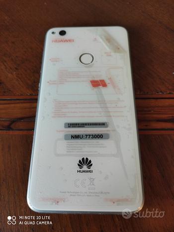Huawei p8 lite 2017 Bianco