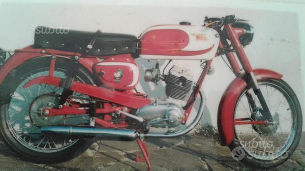 Moto Morini Corsaro 125