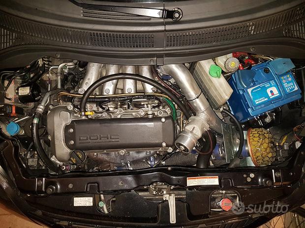 Kit turbo swift sport