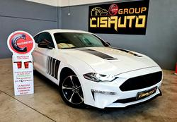 Mustang 2.3 ecoboost 317 cv kit shelby 10 rapporti