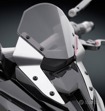 Cupolino RIZOMA per Kawasaki Z800, in Alluminio