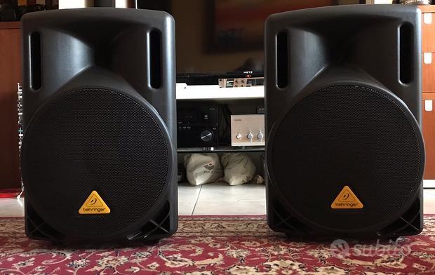 Impianto Audio professionale completo NUOVO