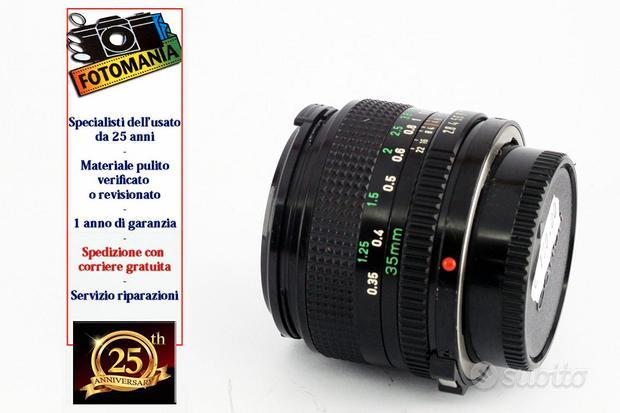 Canon FD 35 f2,8