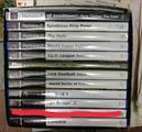 Lotto giochi PS2 (Ape Escape, Hulk, Smackdown.)