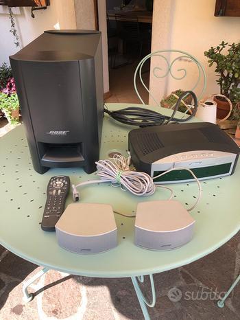 Impianto Bose 300 watt