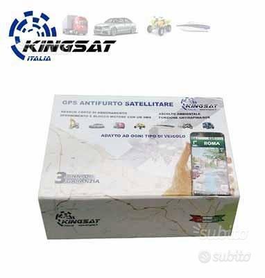 Antifurto Satellitare GPS - Localizzatore tracker