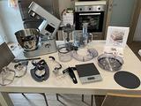 Robot da cucina Kenwood KCC9060S Cooking Chef Gour