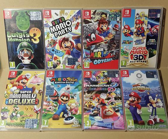 Giochi Nintendo Switch i migliori titoli