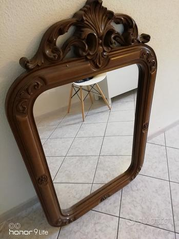 Specchio vintage anni 70