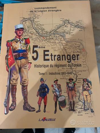 Libri e riviste legione straniera