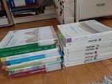 Libri scolastici liceo economico sociale, 1-5 anno