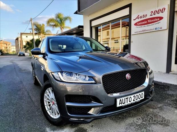Jaguar F-Pace 2.0d Prestige 180cv