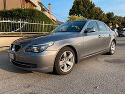 BMW Serie 5 520d futura PER COMMERCIANTI