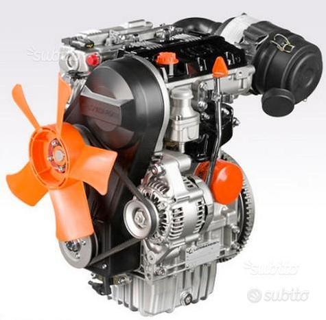 Motore Lombardini LDW 502 FOCS M3 M4 revisionato
