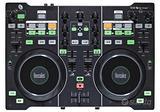 Console HERCULES DJ 4Set con SHEDA AUDIO INTEGRATA