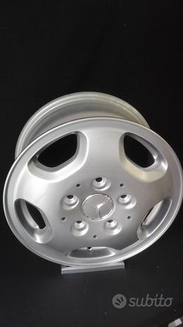 Cerchio singolo Mercedes Sprinter 7x15 originale