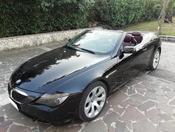 BMW 630i CABRIOLET+ GPL GAS NUOVO