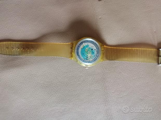 Edizione limitata super rara SDG Swatch Automatic