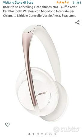 Cuffie Bose Noise Cancelling Headphones 700