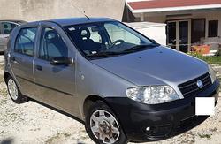 FIAT Punto 1.2 metano, 5 porte - 2005