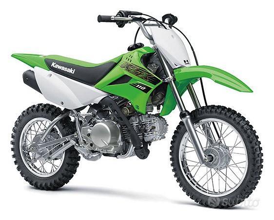 Kawasaki KLX 110cc - 2022