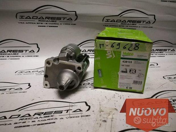 Motorino Avviamento C3 - C4 - DS3 1.6 D 5802AZ