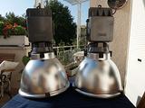 2 lampade castaldi