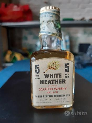 Mignon White Heather scotch whisky