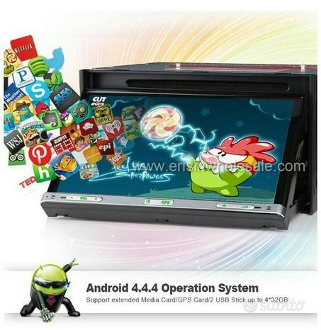 """Android auto 2 din DVD GPS 7"""""""