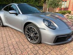 Porsche Carrera 911 mod. 992 4S IVA Esposta