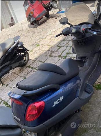 Piaggio X9 125