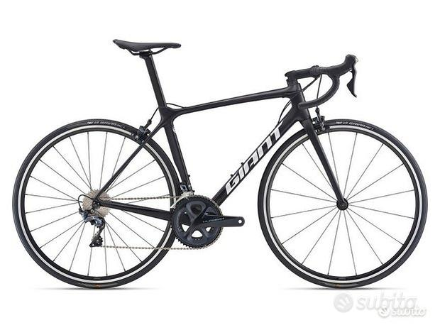 GIANT TCR ADVANCED 1 KOM - 2021 - bici da corsa