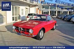 Alfa Romeo GT 1300 Junior Perfetta Da vetrina