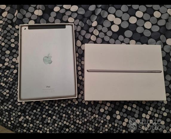 IPad Apple 9.7 Pollici 128Gb come nuovo
