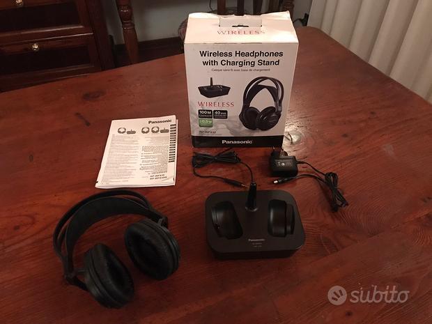 Cuffie Wireless Panasonic RP-WF830