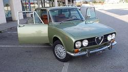 ALFA ROMEO 2000 berlina - prima serie - - Anni 70