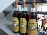3 bottiglie di vino Terrabona 1981