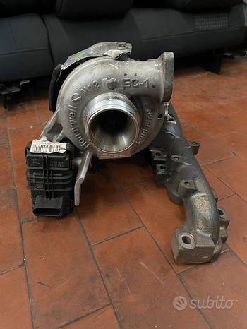 Turbina motore Jeep Renegade 2.0 TD 2018