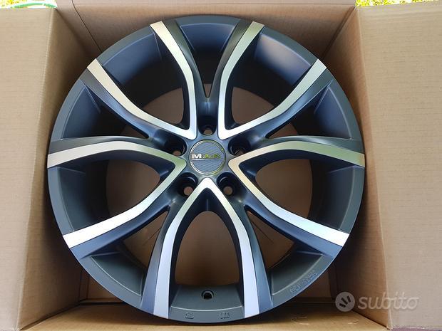 4 cerchi Nuovi 17 Opel Insignia