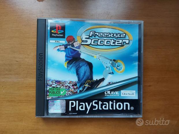 Freestyle Scooter Monopattino Playstation 1