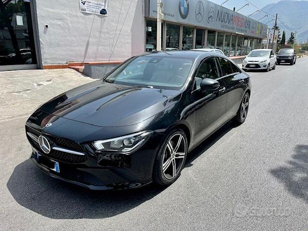 Mercedes-benz CLA 200 CLA 180 d Automatic Sport