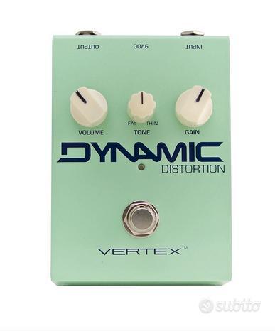 Vertex dynamic distortion condizioni eccellenti