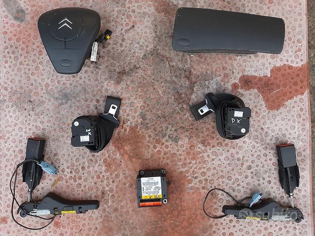 Airbag Citroen C3 pluriel 2011 3 porte
