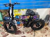 Bici elettrica Fatbike Vulcano 250watt 15ah