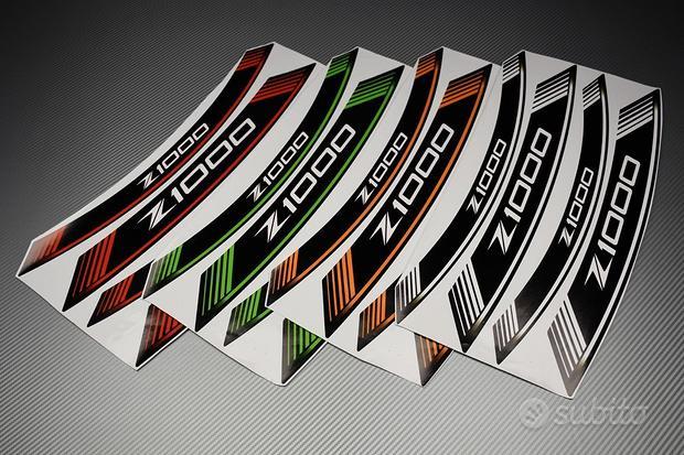 Strisce Adesive per Cerchi - Modello Z1000