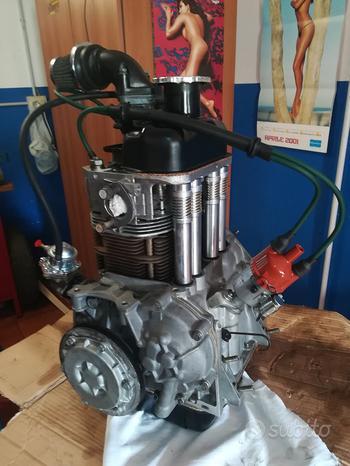 Motore ricostruito Fiat 500 / 126